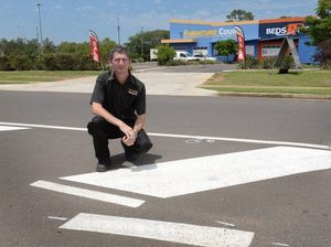 Drivers across Bundaberg confused by road lines