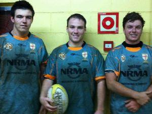 Redmen trio gets a Spanish taste of international rugby