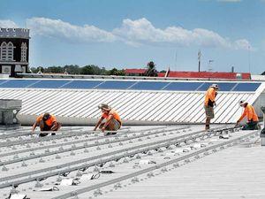 Station Square installing $200,000 worth of solar panels