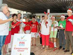 Community choir brings joy to Christmas season