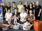 Staff at the University of Southern Queensland Fraser Coast campus have donated baskets full of items to women going through domestic violence.