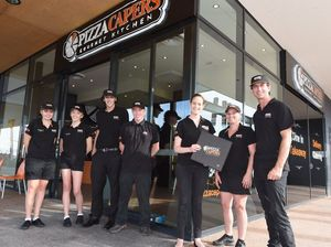 Pizza Capers moves to Stockland, Just Cuts coming