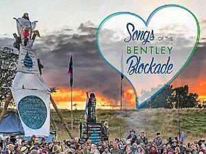 Songs of the Bentley Blockade CD launch