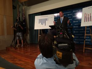 Treasurer vows to cut Queensland jobless rate in mini-budget