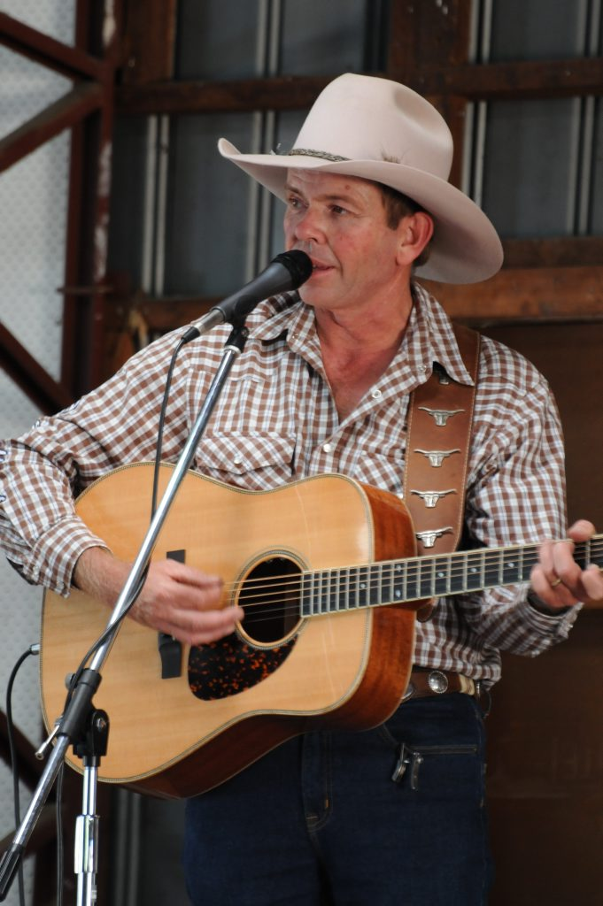 Dean Perrett has been nominated for his songwriting.