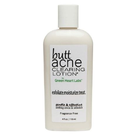 Say goodbye to backside discomfort when sitting on park benches with this wonderful product, Butt Acne Clearing Lotion. Photo Contributed