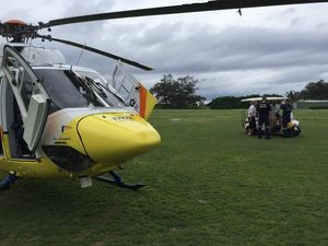 CareFlight retrieves man from Lady Elliot Island