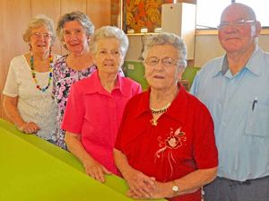 Senior citizens hall heats up after grants