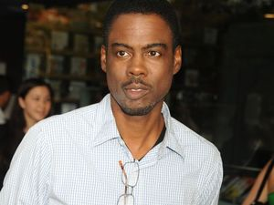 Chris Rock 'so glad' to be hosting Oscars