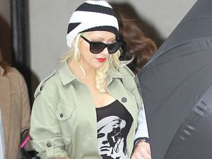 Christina Aguilera celebrates 34th birthday