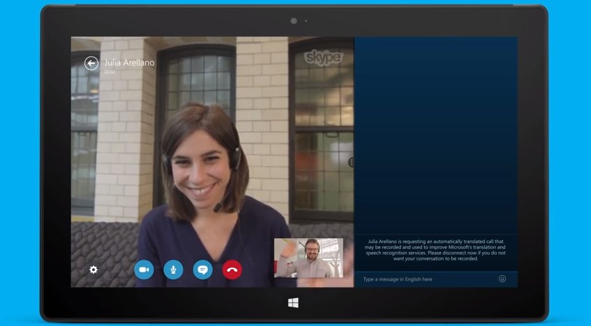 Live spoken translation launches with Spanish and English, and more than 40 written languages