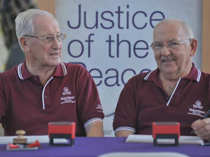 Acting as a Justice of the Peace is one of the most honoured ways of serving the community.