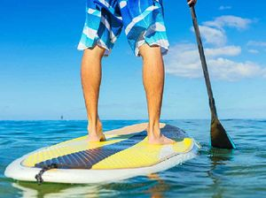 Stand-up paddleboarding is making waves