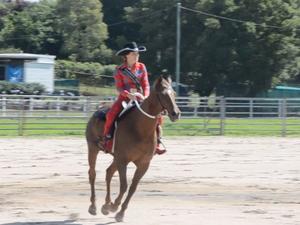 Miss Rodeo Australia contestants