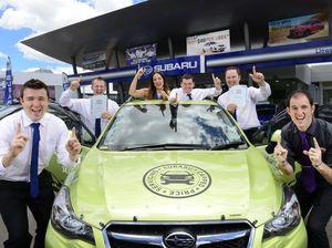 Booval dealership celebrates winning national award