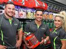 THE fitness boom in Mackay is continuing with yet another supplement store opening up in the city.