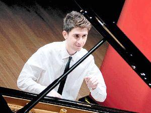 Pianist right in tune for prestigious USQ honour