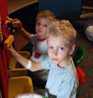 Ethan and Timothy Van Lonkhuyzen were missing with their dad for 11 days.