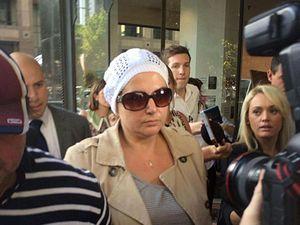 Siege gunman's wife has bail revoked