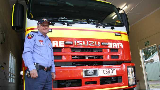 Emergency services attended a house fire at Atkinson Dam, about 5.45pm, on Monday, December 22. Photo Tom Threadingham / Gatton Star