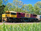 Queensland Rail's Sunlander.