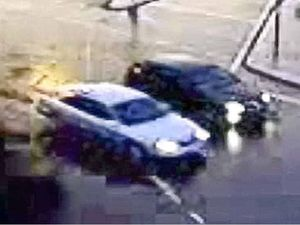 Police investigating robbery ask: recognise these cars?