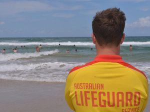 'Old fella' feels more alive patrolling beach