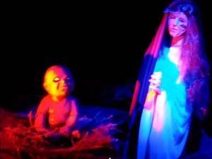 Creator of zombie nativity display threatened with fine