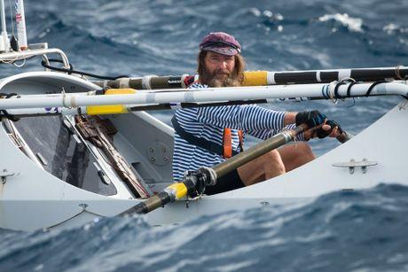 Fedor Konyukhov arrives at Mooloolaba Sunshine Coast. Photo: Patrick Woods / Sunshine Coast Daily