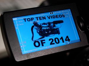 Our top ten videos for 2014 as chosen by you