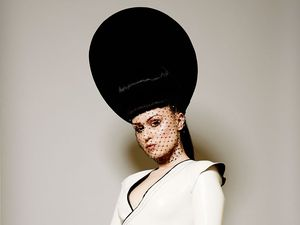 Meet the world's first 'bionic' pop star