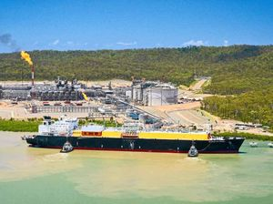 Giant vessel is set to launch lucrative LNG exports