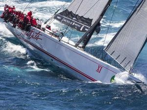 Wild Oats XI retakes the lead from US competitor Comanche