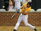SIZZLING SLUGGER: Andrew Campbell is in career best form for the Brisbane Bandits.