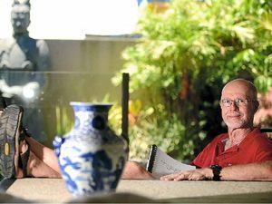 Business guru Leigh Baker, 70, gets PhD