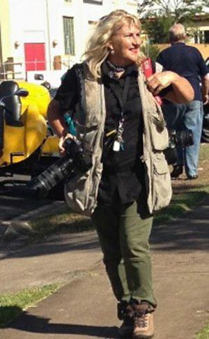 Photojournalist - Robyne Cuerel