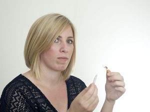 Mum supports smoking ban