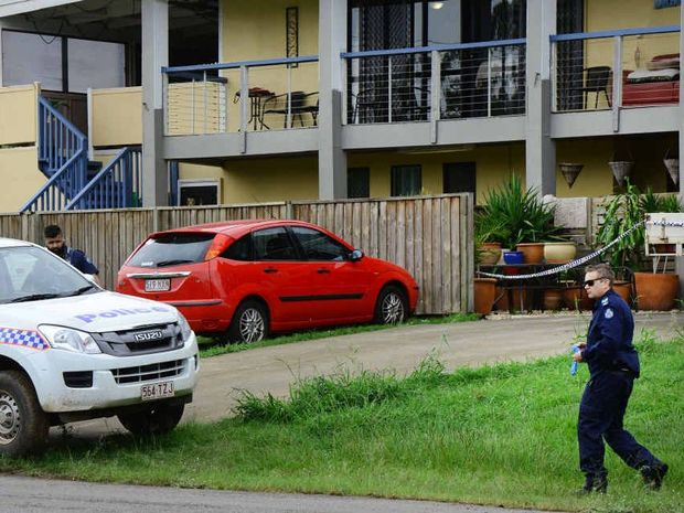 REPORT: Police respond to the death of a Goodna man.