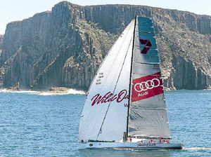 Wild Oats XI takes its place in Sydney to Hobart history
