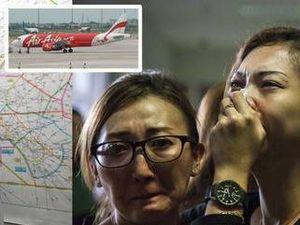 AirAsia flight QZ8501 missing: what is now known