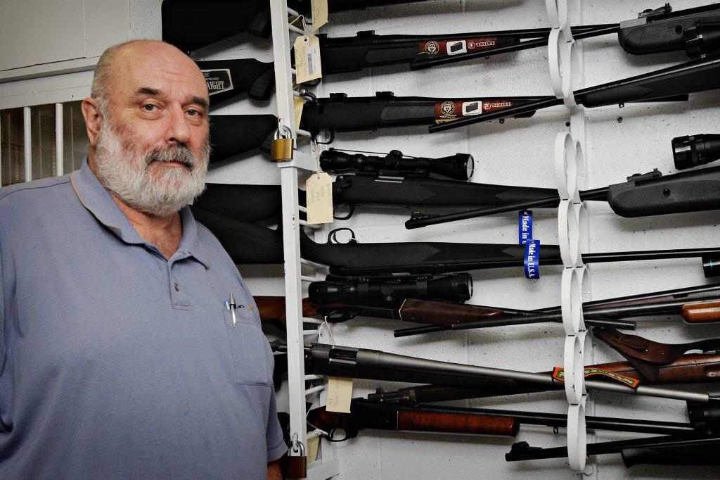 Ron Owen at Owen Guns