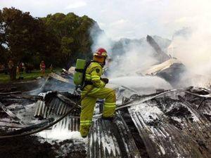 Occupants escape house fire at Tuckurimba, near Coraki