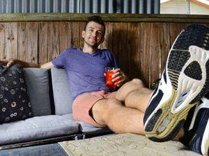 Dawson rekindling his love of long distance running