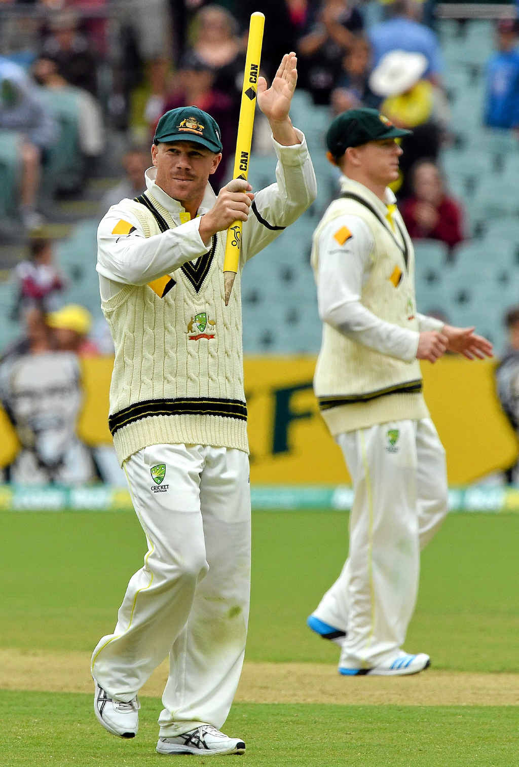 STARTING POINT: Australian cricketer David Warner played in the Lismore carnival many years ago as a youngster.