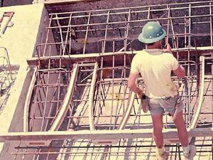 Titman jogs down memory lane of building Fitzroy Barrage