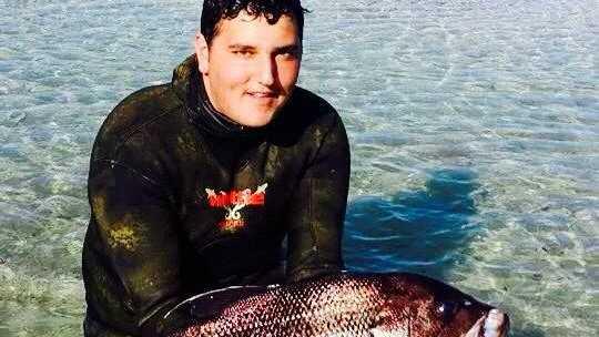 Teen shark victim Jay Muscat. Source: Facebook