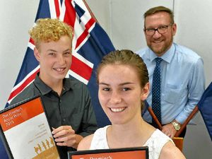 Gympie students bound for Gallipoli centenary
