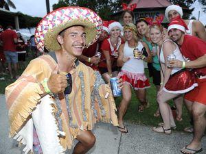 Santa Crawl's diplomatic decade