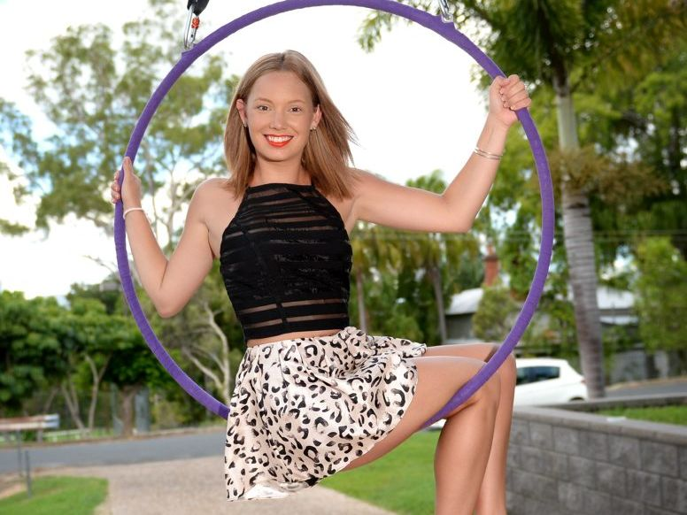 Bec Skinner is opening a dance and performing arts studio. Photo Allan Reinikka / The Morning Bulletin
