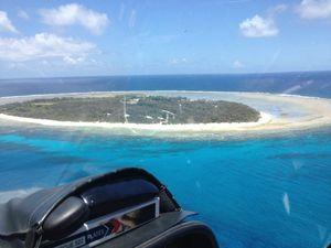 British tourist hurt on Lady Elliot Island